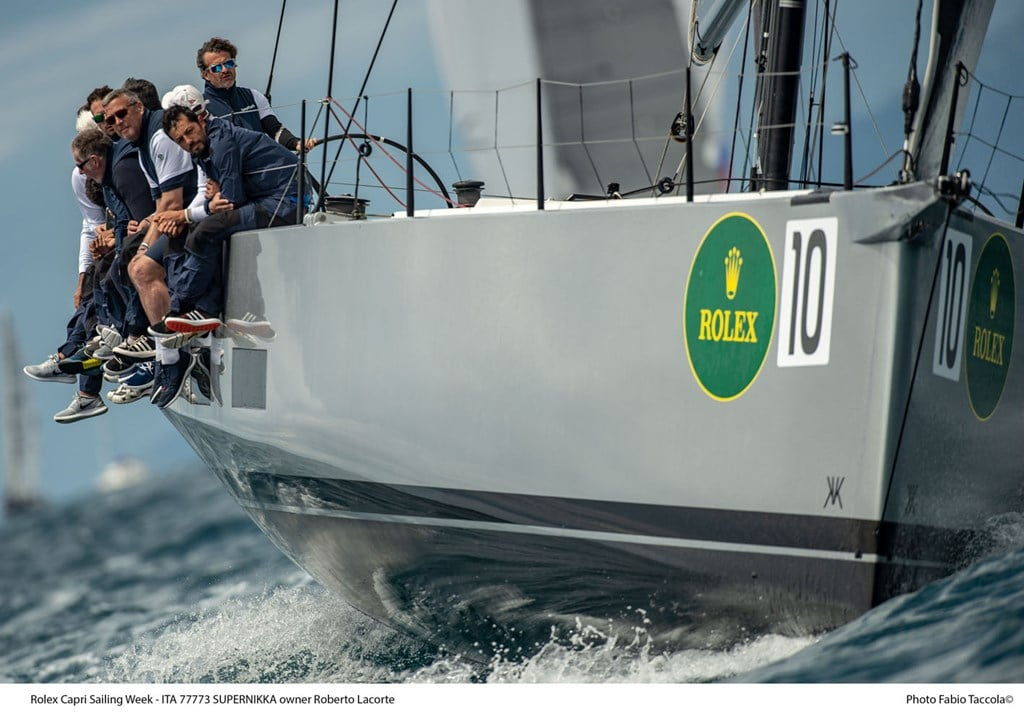 armare-ropes-supernikka-rolex-capri-sailing-week