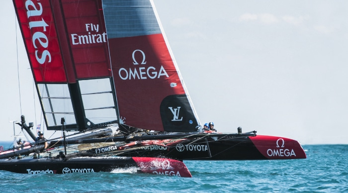 Armare Ropes - Emirates team new Zealand ETNZ