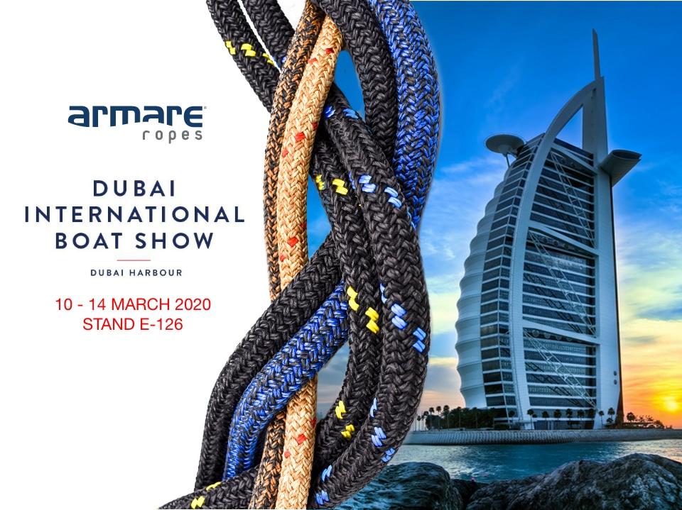 Armare at Dubai International Boat Show